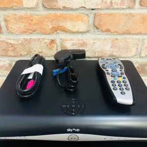 USED SKY+ HD box 500 GB PVR 5 RF