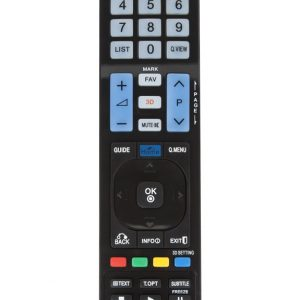 LG TV Replacement Remote Control Old Model