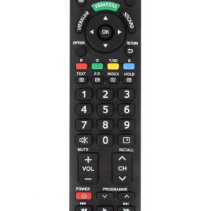 Panasonic TV Replacement Remote Control Old Model