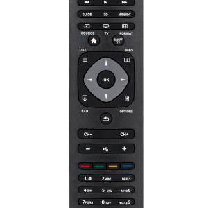 Philips TV Replacement Remote Control Type 2
